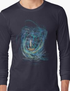 A Ship in Distress Long Sleeve T-Shirt