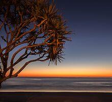 Coolum Beach - Australia by Barbara Burkhardt