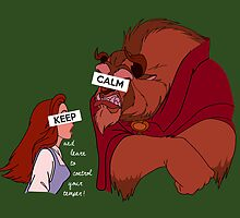Keep Calm: Temper Temper by nomadicart