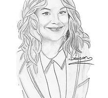 Amy Poehler by natashadeacon