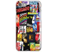 Broadway Collage iPhone Case/Skin