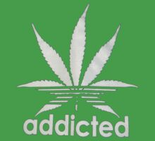 adidas weed logo by DreamClothing