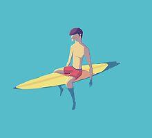 Surfer by josemario