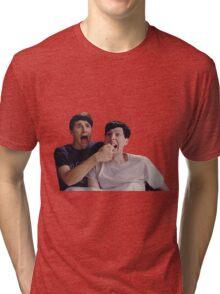 Dan & Phil | YouTube rewind 2015  Tri-blend T-Shirt