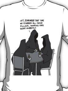 Nazgul Having a Beer T-Shirt