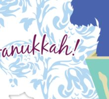 Happy Hanukkah! 2 Sticker