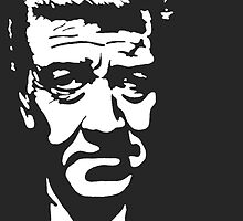 David Lynch by ckmcgarrett