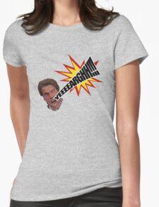 Yeeeearghh!!! Womens Fitted T-Shirt