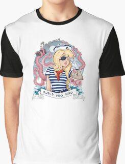Squid Pro Quo Graphic T-Shirt