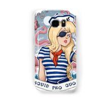 Squid Pro Quo Samsung Galaxy Case/Skin