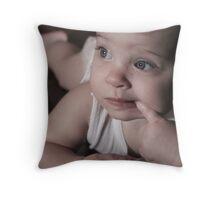 Lindsay (niece) Throw Pillow