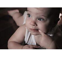 Lindsay (niece) Photographic Print