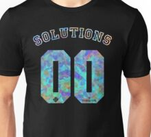 99 problems? 00 solutions! *BLUE JEWEL* Unisex T-Shirt