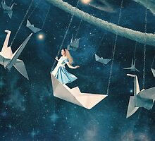 My Favourite Swing Ride by Paula Belle Flores
