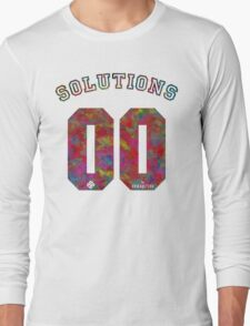 99 problems? 00 solutions! *DARK JEWEL* Long Sleeve T-Shirt