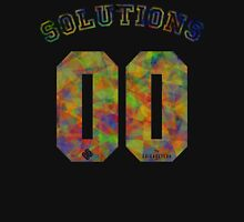99 problems? 00 solutions! *VIBRANT JEWEL* Unisex T-Shirt