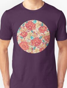 Bright garden pattern T-Shirt