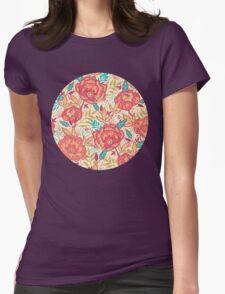 Bright garden pattern T-Shirt