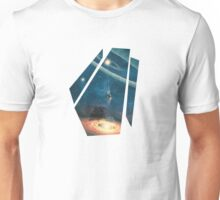 My dream house is in another galaxy Unisex T-Shirt