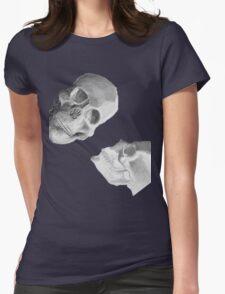 Skulls Womens Fitted T-Shirt