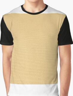 sand dune texture background Graphic T-Shirt