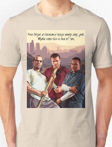 GTA V Characters T-Shirt