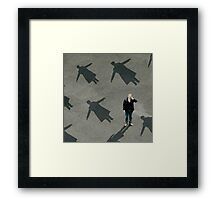 Reichenbach Absolution Framed Print