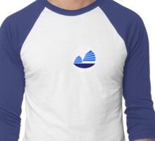 Varrick's Logo - small Men's Baseball ¾ T-Shirt