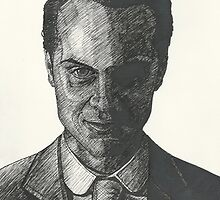 Moriarty by JackassKershaw