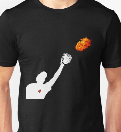Catching Fire Unisex T-Shirt