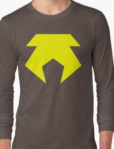 Metal Bending Police Long Sleeve T-Shirt