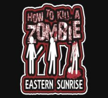 How To Kill A Zombie by EasternSunrise