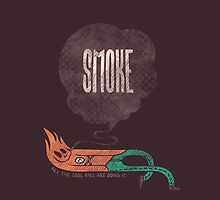 Smoke! by Hector Mansilla