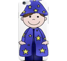 Charlie Wizard iPhone Case/Skin