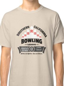 Southern California Bowling League Classic T-Shirt