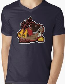 M-I-C Motherfucker Mens V-Neck T-Shirt