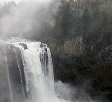 Snoqualmie Falls, 03/02/2012 by VimanaVisual
