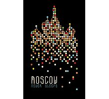 Moscow Never Sleeps Photographic Print