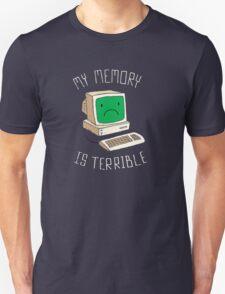 My Memory Is Terrible T-Shirt