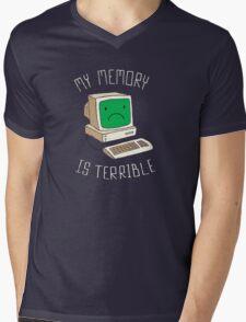 My Memory Is Terrible Mens V-Neck T-Shirt
