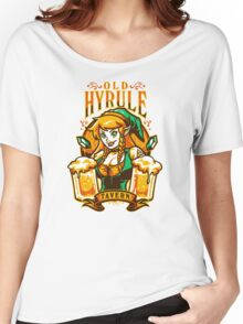 Old Hyrule Tavern Women's Relaxed Fit T-Shirt