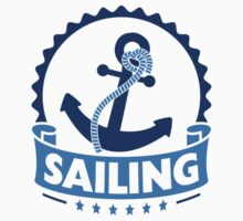 Sailing Anchor Logo Design by Style-O-Mat