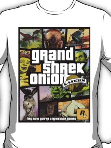 Grand Shrek Onion T-Shirt