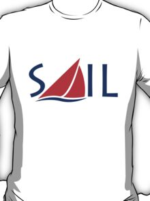 Sail Logo T-Shirt