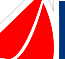 Sail Logo Sticker