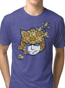 Bumble Tessellation Tri-blend T-Shirt