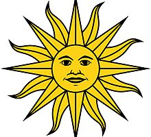 Uruguay Sun of May  by abbeyz71