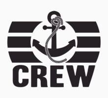 Crew Logo Design by Style-O-Mat
