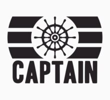 Captain Logo Design by Style-O-Mat