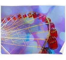 Ferris Fun Poster
